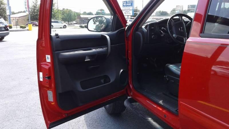2007 GMC Sierra 2500HD SLE1 4dr Crew Cab 4WD SB - Centerton AR