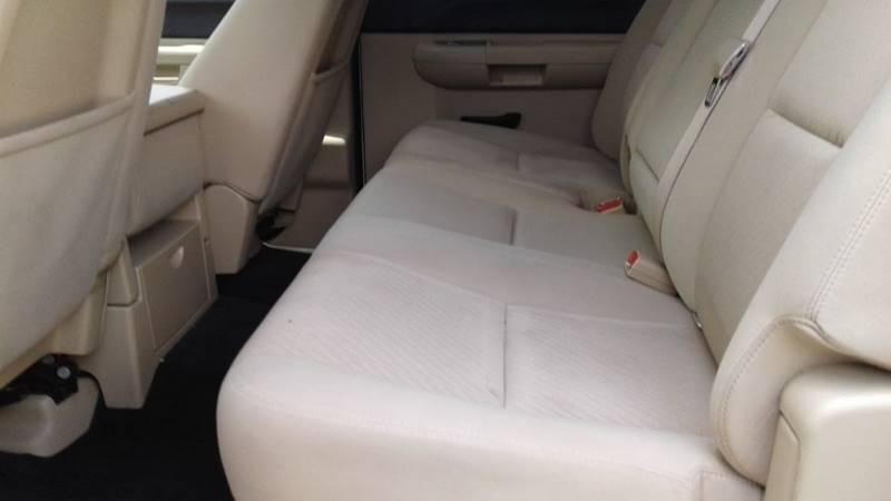 2011 Chevrolet Silverado 1500 4x4 LT 4dr Crew Cab 5.8 ft. SB - Centerton AR