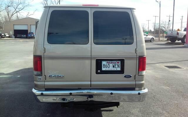 2007 Ford E-250