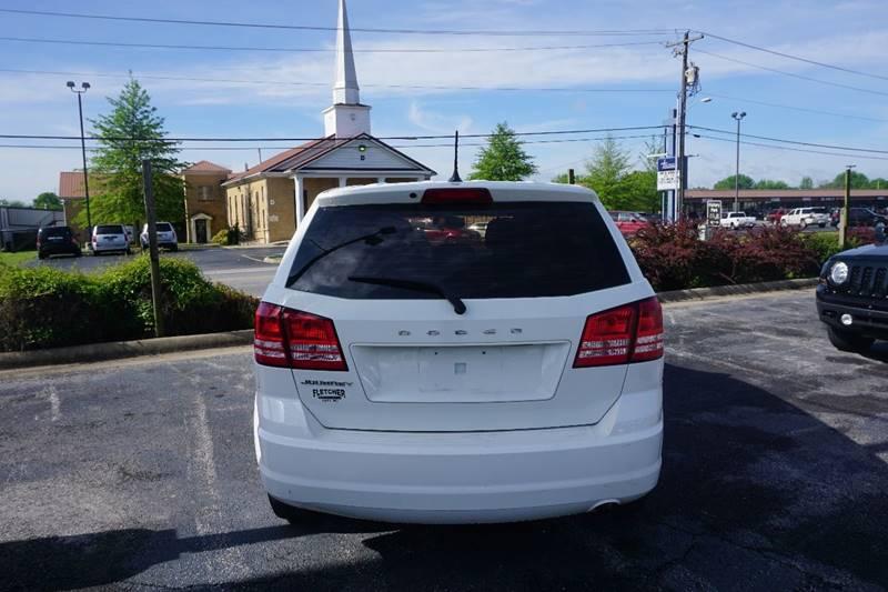 2013 Dodge Journey SE 4dr SUV - Centerton AR