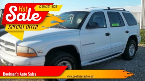 Dodge For Sale in Portland, IN - Boolman's Auto Sales