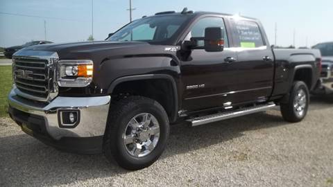 2018 GMC Sierra 3500HD for sale in Portland, IN