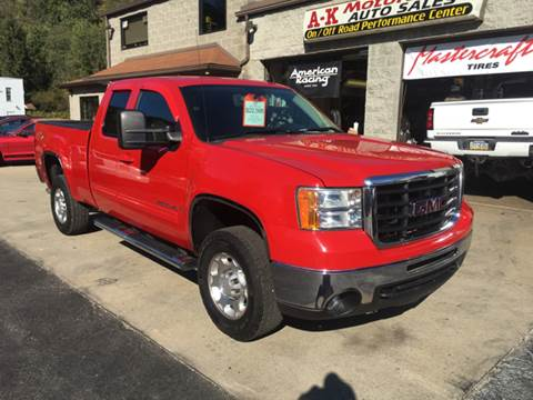 2009 GMC Sierra 2500HD for sale in Vandergrift, PA