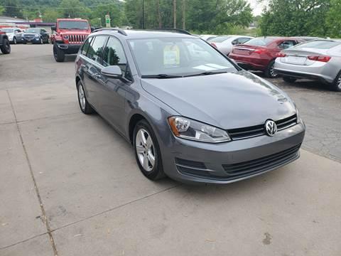 2015 Volkswagen Golf SportWagen for sale in Vandergrift, PA