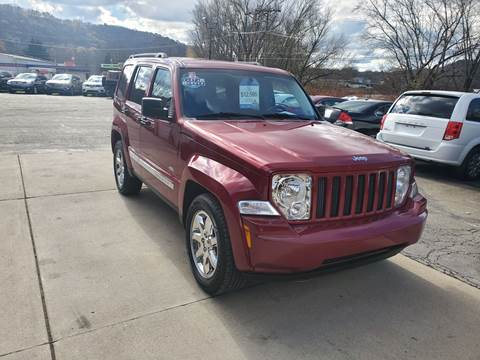 2012 Jeep Liberty for sale in Vandergrift, PA