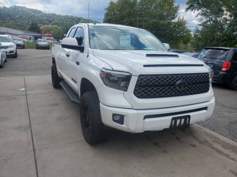 2018 Toyota Tundra for sale at A - K Motors Inc. in Vandergrift PA