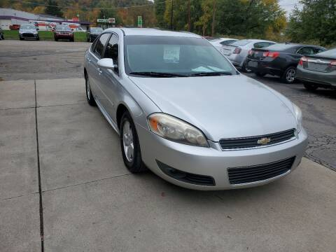 2010 Chevrolet Impala for sale at A - K Motors Inc. in Vandergrift PA