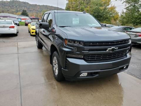 2019 Chevrolet Silverado 1500 for sale at A - K Motors Inc. in Vandergrift PA