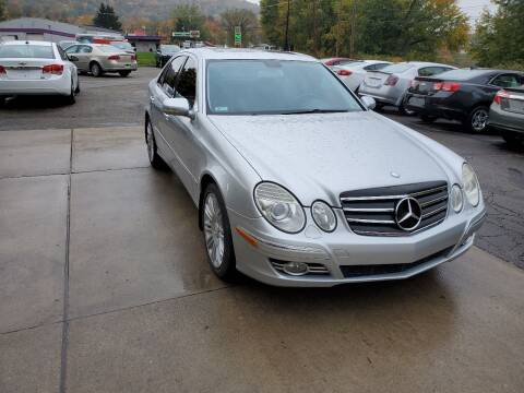 2008 Mercedes-Benz E-Class for sale at A - K Motors Inc. in Vandergrift PA