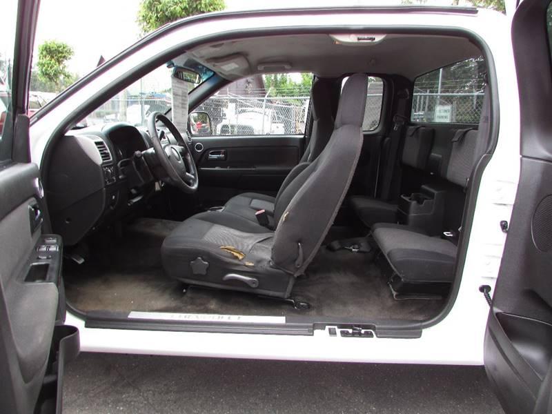 2007 Chevrolet Colorado LT 4dr Extended Cab SB - Burien WA