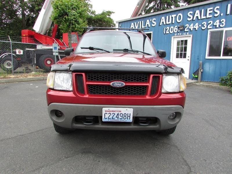 2001 Ford Explorer Sport Trac 4dr 4WD Crew Cab SB - Burien WA