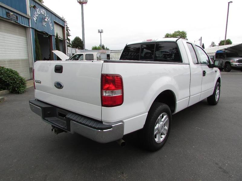 2004 Ford F-150 4dr SuperCab XLT Rwd Styleside 6.5 ft. SB - Burien WA