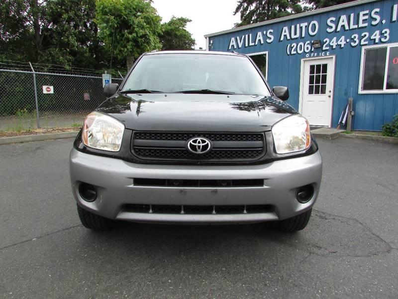 2005 Toyota RAV4 AWD 4dr SUV - Burien WA