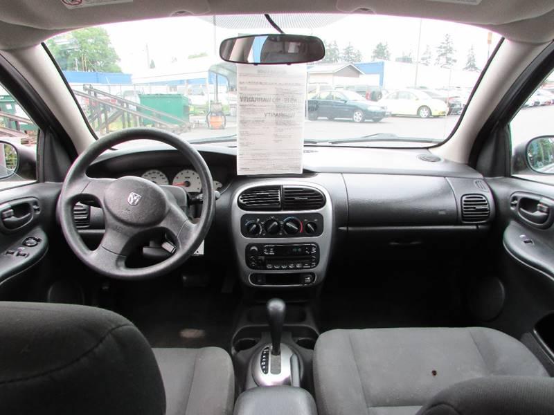 2004 Dodge Neon SXT 4dr Sedan - Burien WA