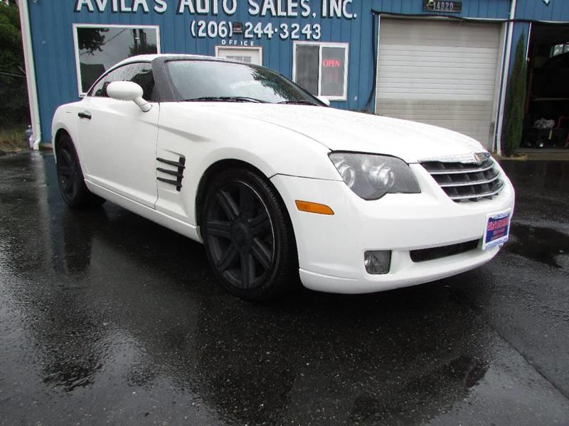 2004 Chrysler Crossfire 2dr Sports Coupe - Burien WA