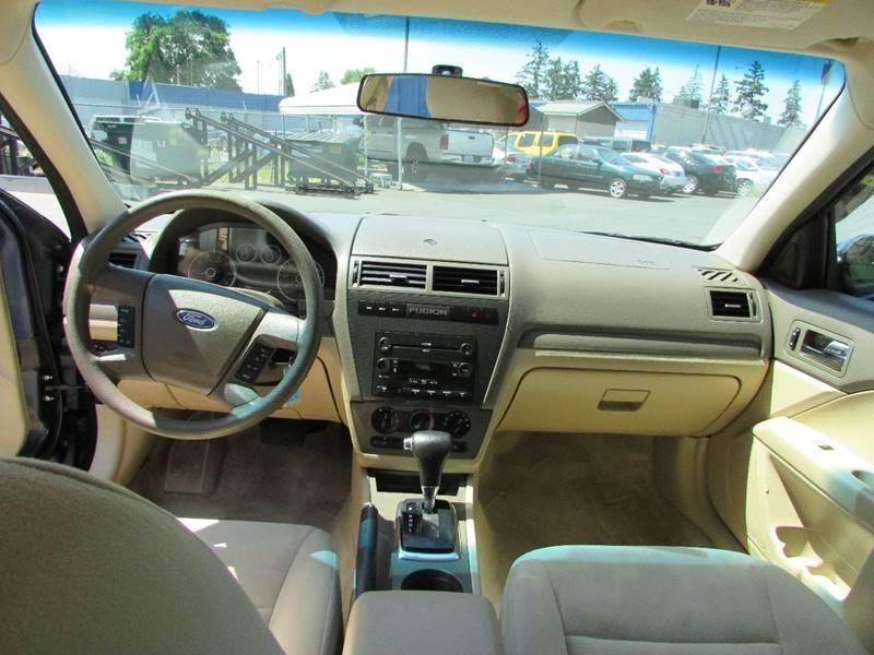 2007 Ford Fusion V6 SE 4dr Sedan - Burien WA