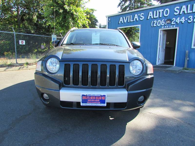 2007 Jeep Compass 4x4 Limited 4dr Crossover - Burien WA