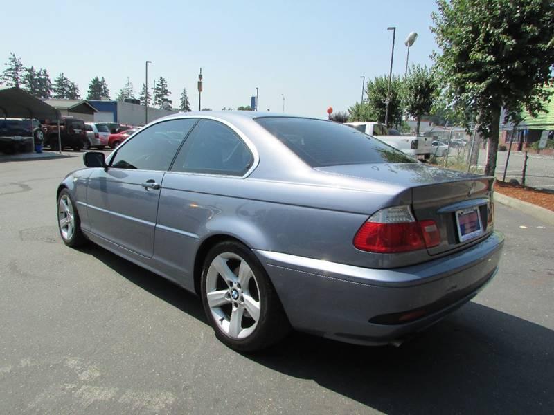 2004 BMW 3 Series 325Ci 2dr Coupe - Burien WA