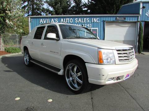2006 Cadillac Escalade EXT for sale in Burien, WA