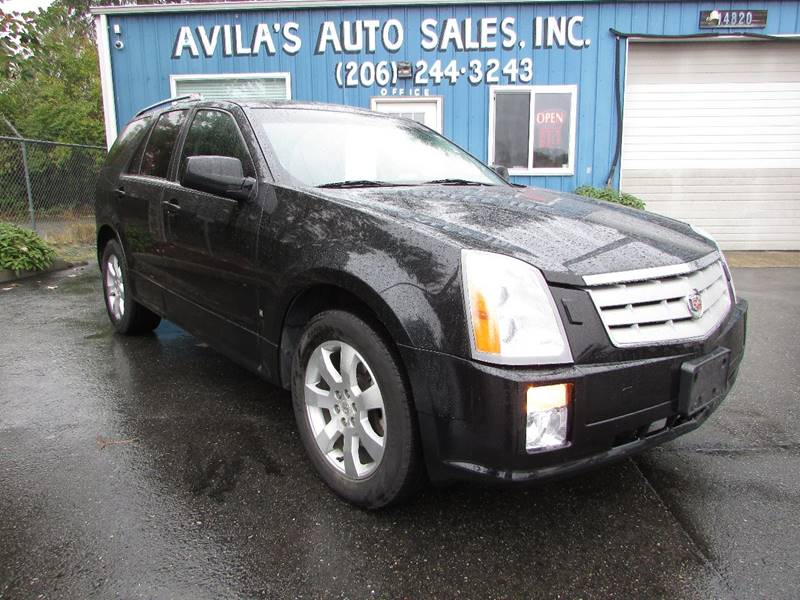 2007 Cadillac Srx Awd V8 4dr Suv 4 6l 8cyl 6a In