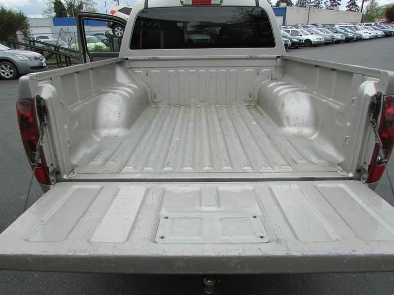 2005 Chevrolet Colorado 4dr Crew Cab Z71 LS 4WD SB - Burien WA
