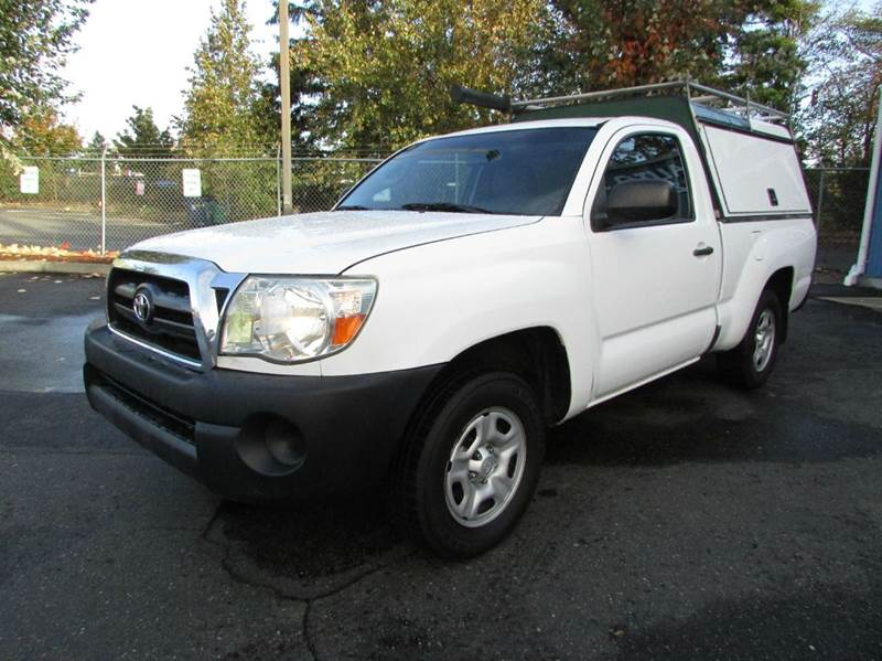 2008 Toyota Tacoma 4x2 2dr Regular Cab 6.1 ft. SB 4A - Burien WA