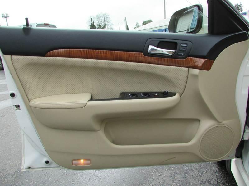 2008 Acura TSX 4dr Sedan 5A - Burien WA
