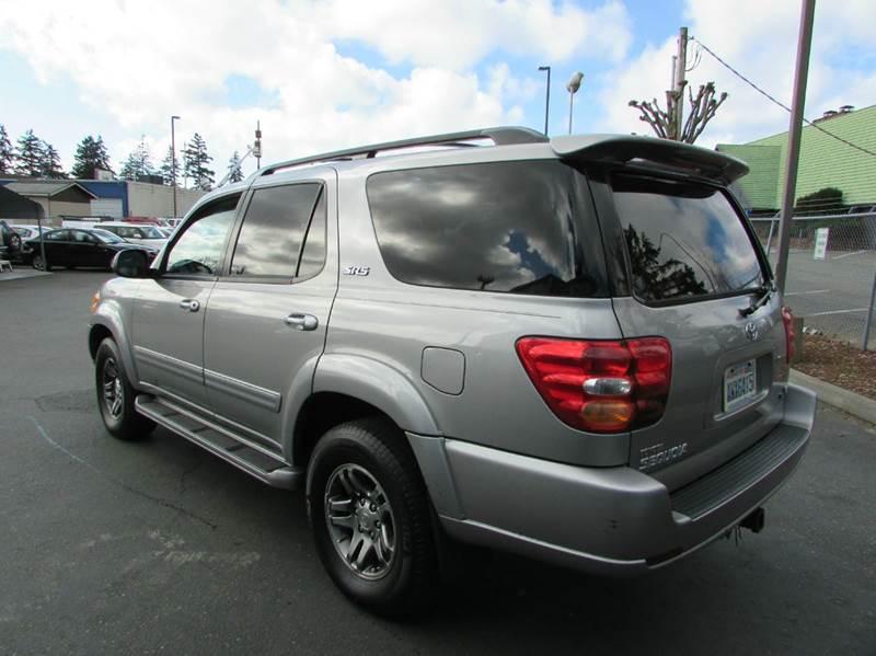 2003 Toyota Sequoia SR5 4dr SUV - Burien WA