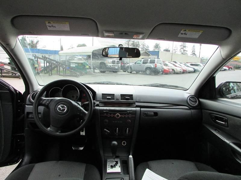 2008 Mazda MAZDA3 i Sport 4dr Sedan 4A - Burien WA