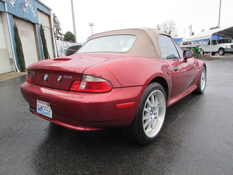 2000 BMW Z3 2.3 2dr Convertible - Burien WA