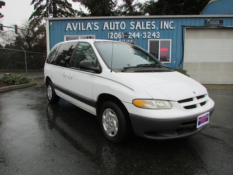 2000 Dodge Caravan 4dr SE Mini-Van - Burien WA