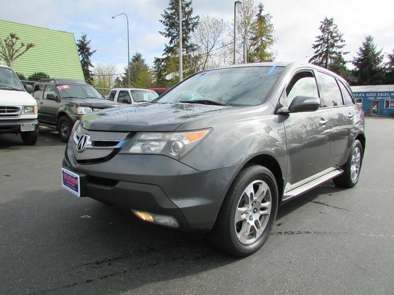 2007 Acura MDX SH-AWD 4dr SUV w/Technology and Entertainment Package - Burien WA