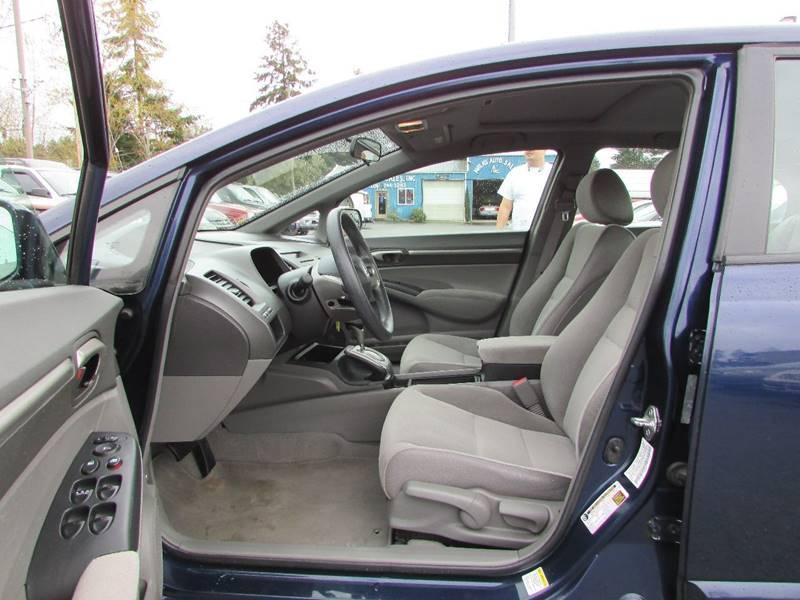 2007 Honda Civic EX 4dr Sedan (1.8L I4 5A) - Burien WA