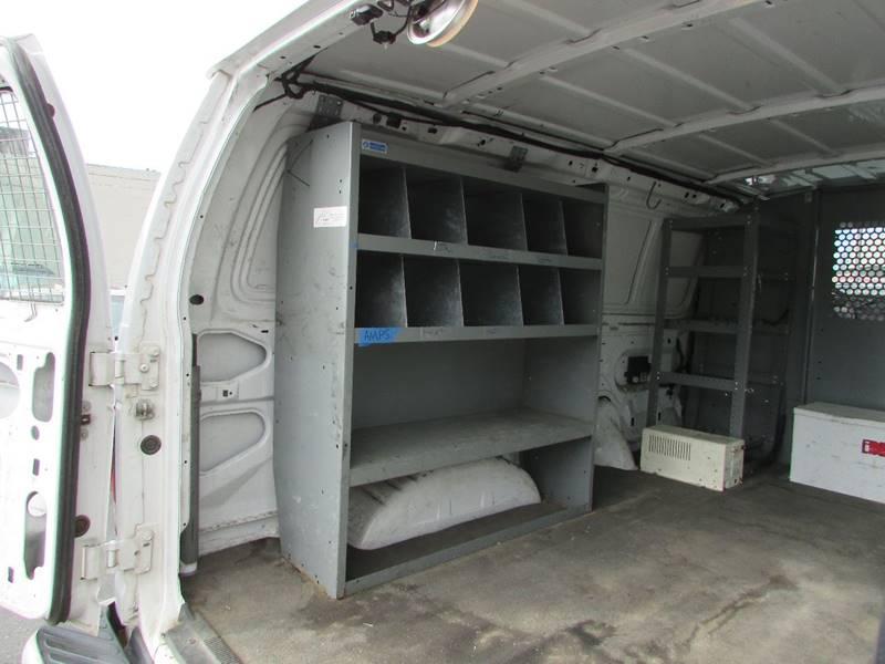 2002 Ford E-Series Cargo E-250 3dr Cargo Van - Burien WA