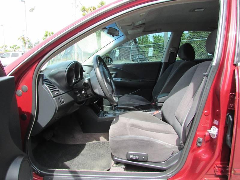 2002 Nissan Altima 3.5 SE 4dr Sedan - Burien WA