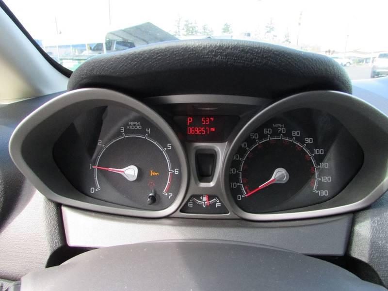 2012 Ford Fiesta SEL 4dr Sedan - Burien WA