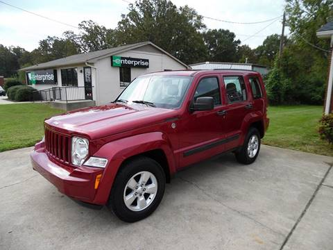 2012 Jeep Liberty for sale in Monroe, NC