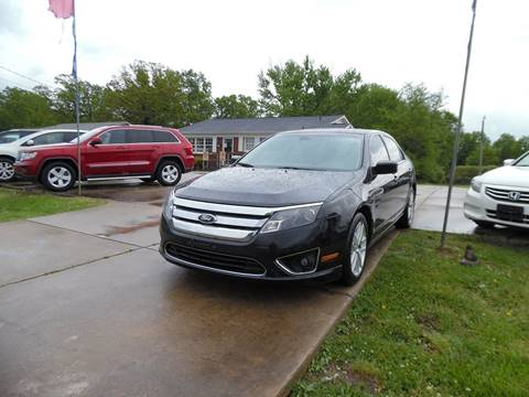 2012 Ford Fusion for sale in Monroe, NC