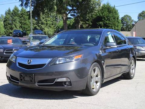 2012 Acura TL for sale in Garner, NC