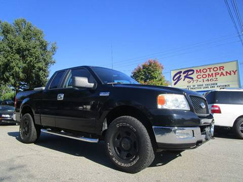 2005 Ford F-150 for sale in Garner, NC