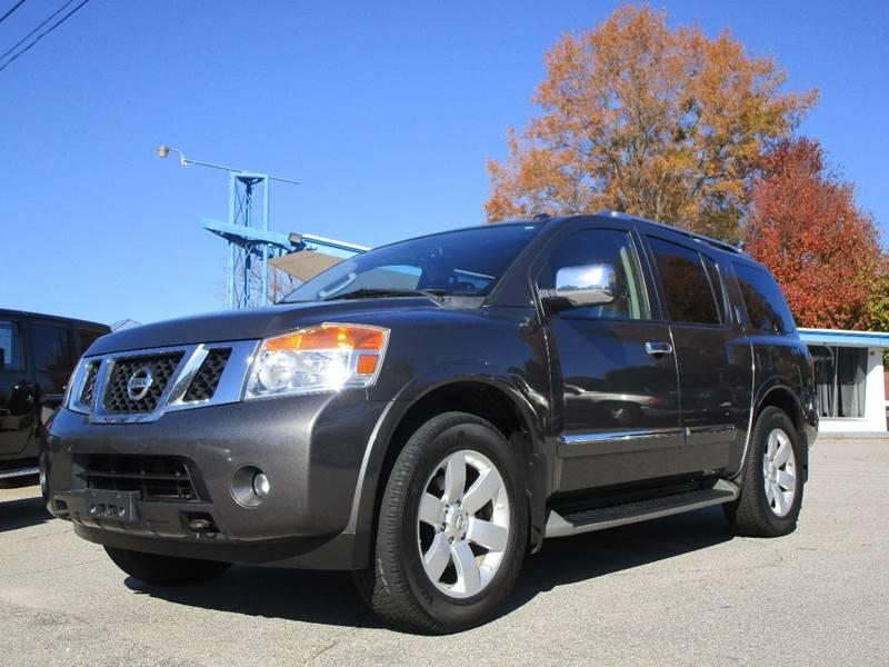 2011 Nissan Armada For Sale At GR Motor Company In Garner NC