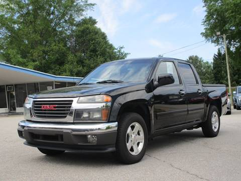 2011 GMC Canyon for sale in Garner, NC