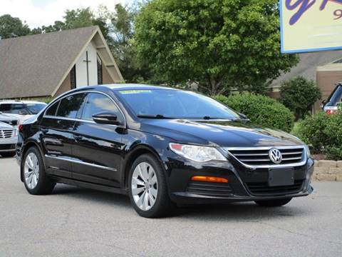 2012 Volkswagen CC for sale in Garner, NC