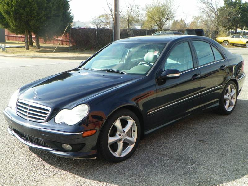 2005 Mercedes-Benz C-Class C230 Kompressor 4dr Sedan In ...