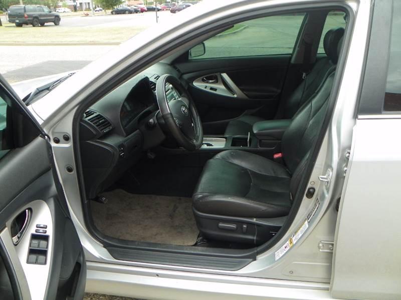 2007 Toyota Camry Se V6 4dr Sedan In Edmond Ok Atlas Auto Inc