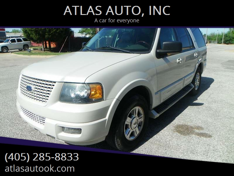 ford expedition 2006 limited
