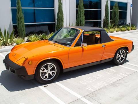 1975 Porsche 914 for sale in Anaheim, CA