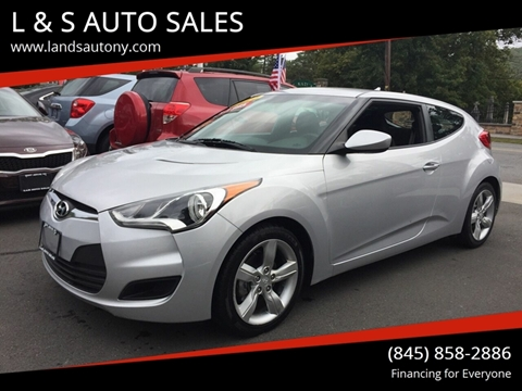 2014 Hyundai Veloster for sale in Port Jervis, NY
