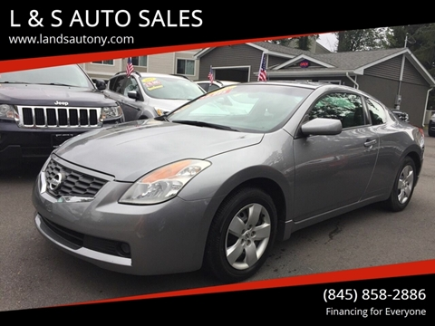 2008 Nissan Altima for sale in Port Jervis, NY