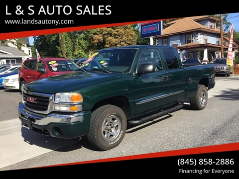 2004 GMC Sierra 1500 for sale in Port Jervis, NY